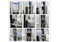 Textile Tensile Test Machine With 6kn - 300kn 400w 1 Phase AC220V 50HZ
