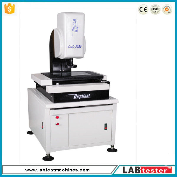 Electronic Transimission Design Optical Measuring Machine Low Friction 2D Optical Machine